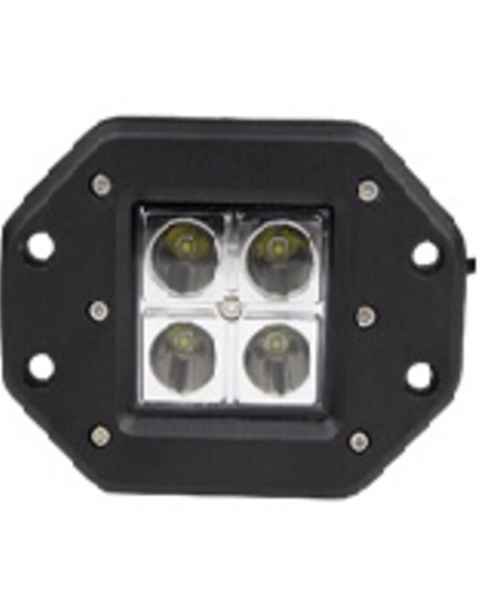 WORK LIGHT FLUSH 16WCREE FLOOD OA4160SF-F