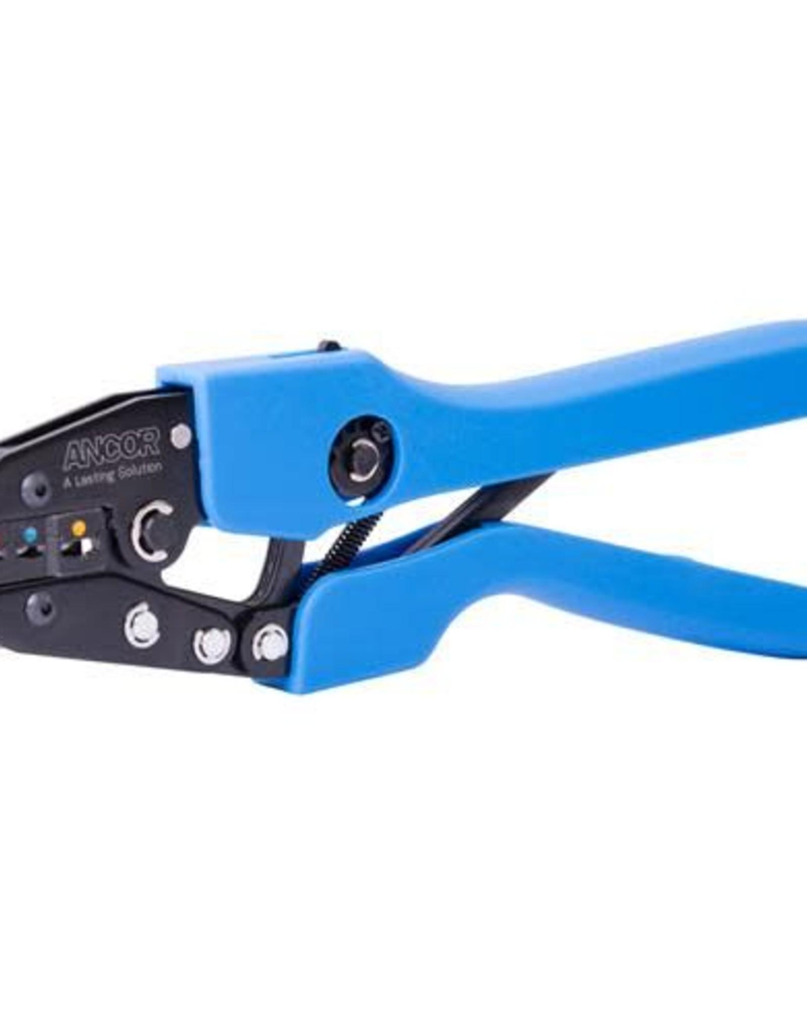 Ancor Double Crimp Ratcheting Crimper 703030