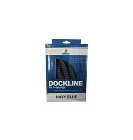 DOCK LINE NAVY BLUE 5/8 X 20