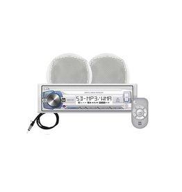 digital media receiver with 2 speakers MCP105