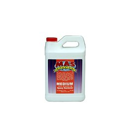 Medium epoxy resin hardener