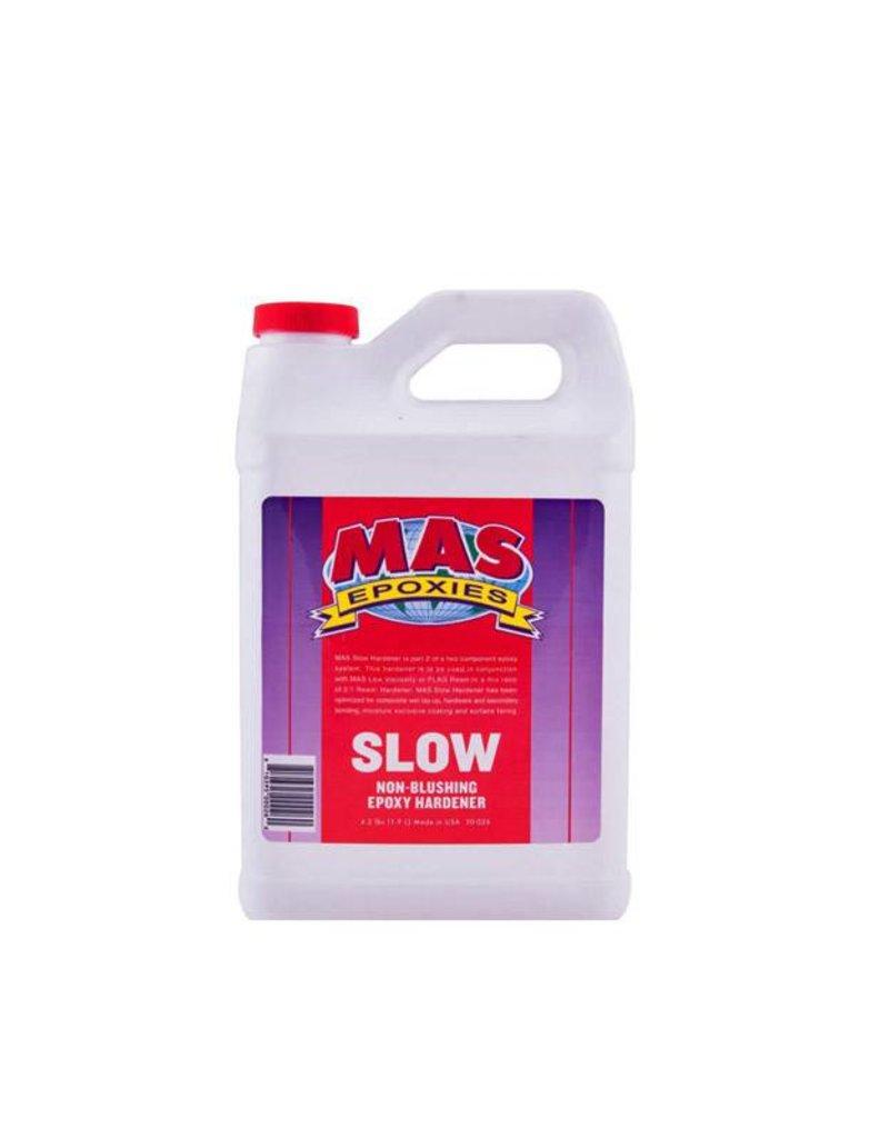 slow epoxy hardener