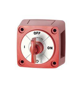 Blue Sea BATTERY SWITCH MINI ON/OFF 6005