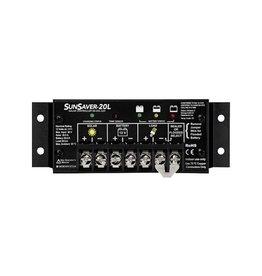 SUNSAVER SOLAR CONTROLLER 20amp Ss-20L-12V