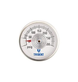 TRIDENT LPG GAUGE FOR 1230-1411 REG. 690-1400