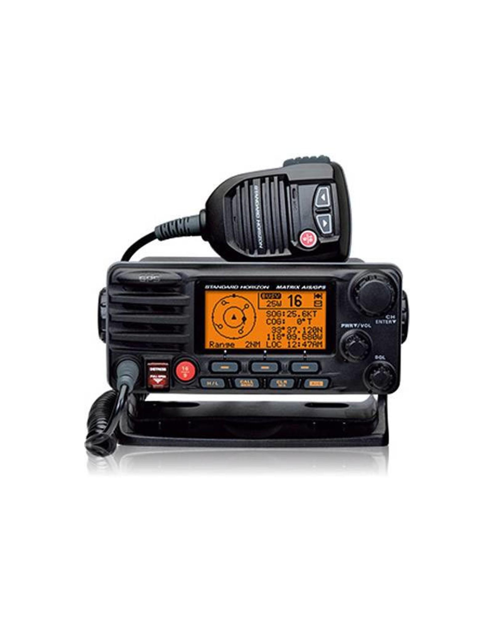Marine Radio with AIS/GPS GX 2200