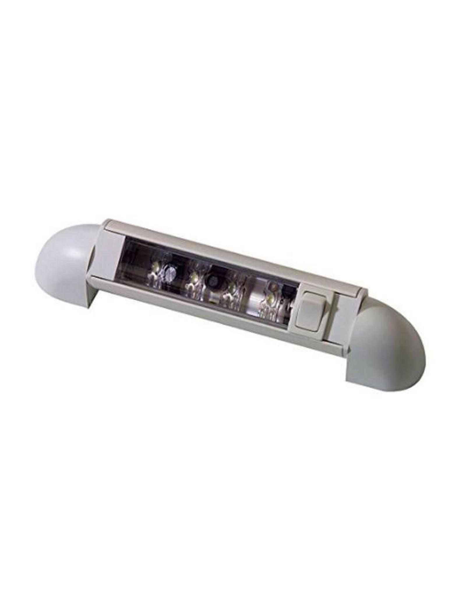 "LIGHT LEDBUNK WH/WH 7""X1.25"" INL018-5100-7"