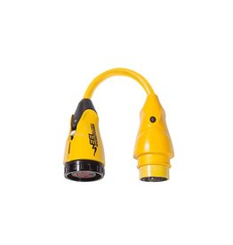 ADAPTER EEL 30A MALE 15A FEM P30-15