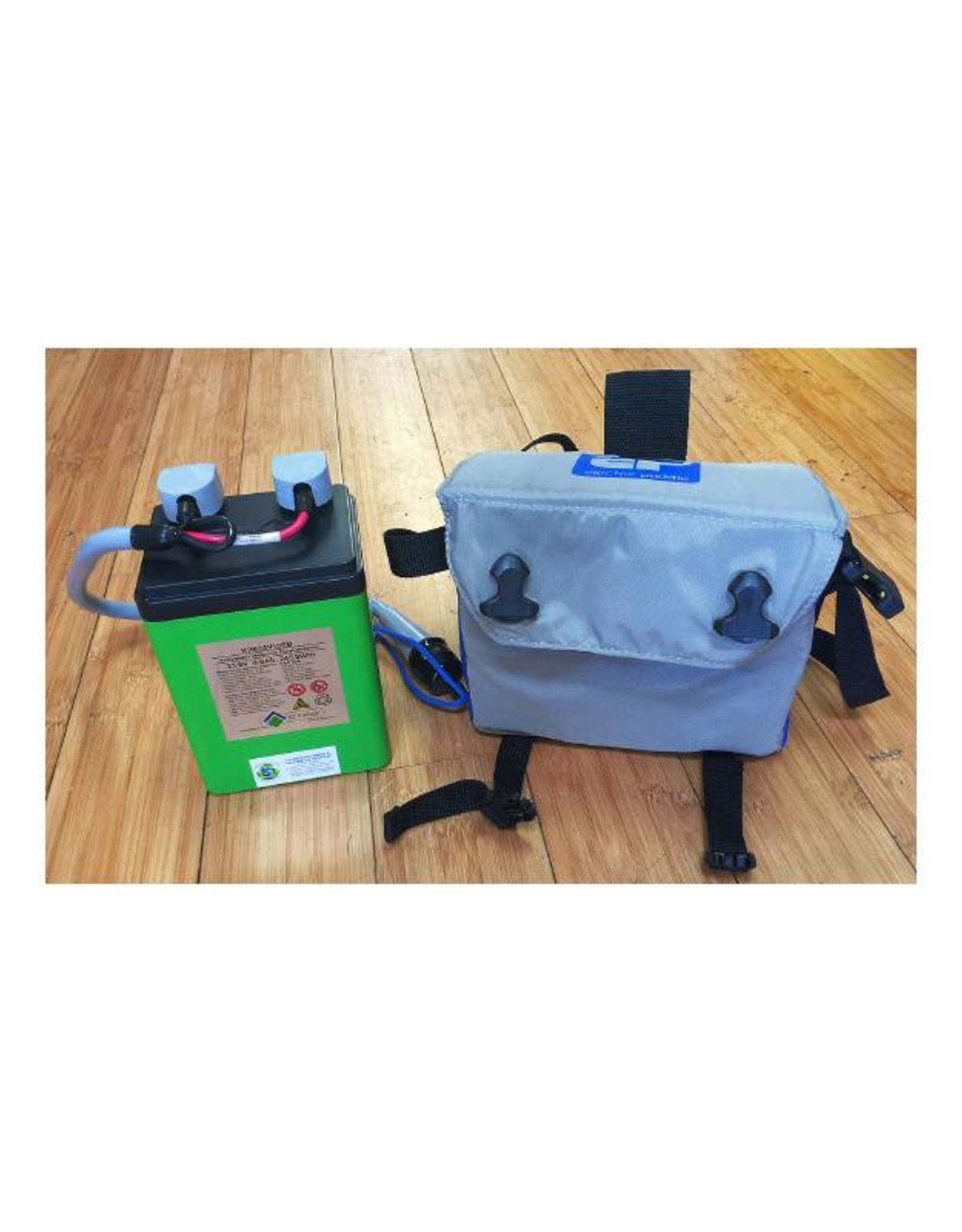EP Carry EP Carry Battery Pack - 24 v Lithium Iron Phosphate 9.6 Ah with bag