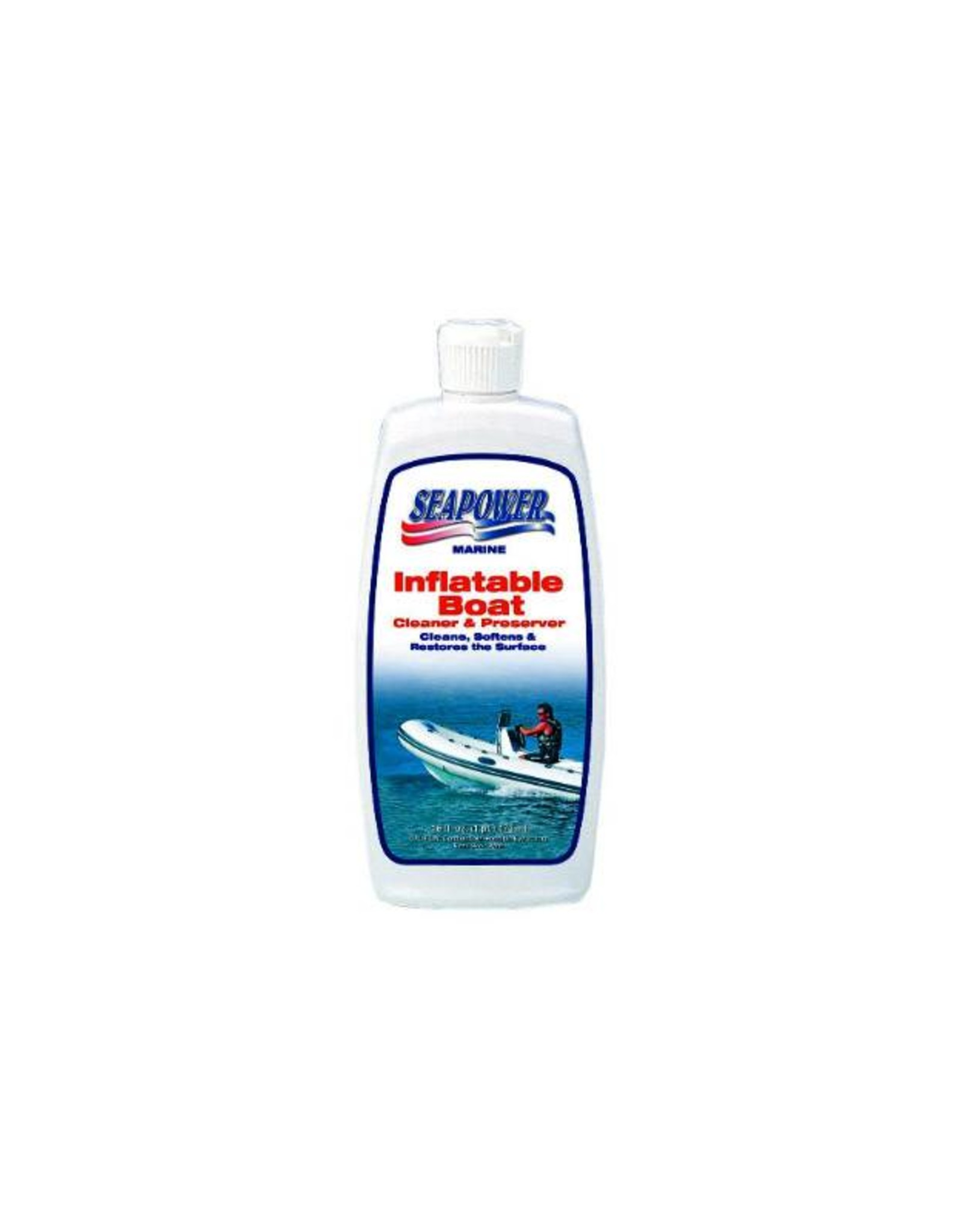 INFLATABLE BOAT CLEANER 16OZ SIBC-16B