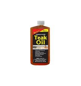 Premium Golden Teak Oil 85116