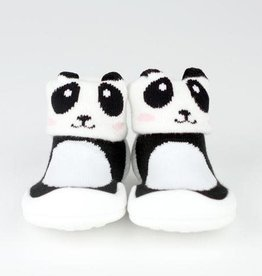 baby store in Canada - GO SHINS Go Shins Baby Rubber Shoes Cheeky Panda