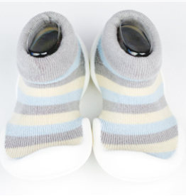 baby store in Canada - GO SHINS Go Shins Baby Rubber Shoes Line Ring White