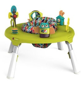 baby store in Canada - ORIBEL Oribel PortaPlay Convertible Activity Center Forest Friends