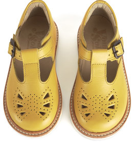 baby store in Canada - YOUNG SOLES Young Soles Rosie Yellow Leather
