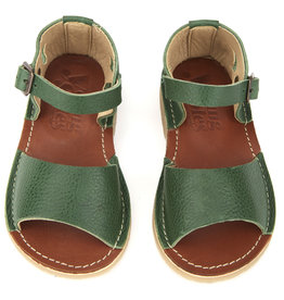 baby store in Canada - YOUNG SOLES Young Soles Mavis Pea Green Leather