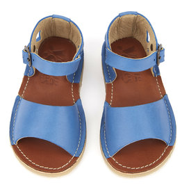 baby store in Canada - YOUNG SOLES Young Soles Mavis Blue Jean Leather