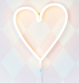baby store in Canada - A Little Lovely Company Neon Light Heart