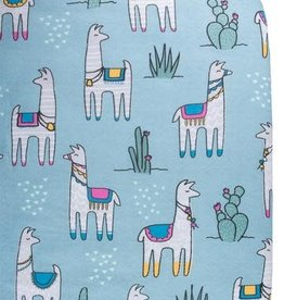 baby store in Canada - CAPTAIN SILLY PANTS Captain Silly Pants Llama Crib Sheet