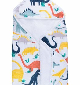 baby store in Canada - CAPTAIN SILLY PANTS Captain Silly Pants Dinosour Hooded Towel