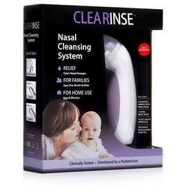 baby store in Canada - CLEARINSE Clearinse Nasal Cleansing System