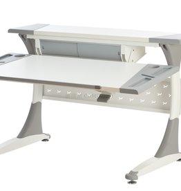 baby store in Canada - COMF-PRO Comf-Pro M10 Kepler Desk White/Gray