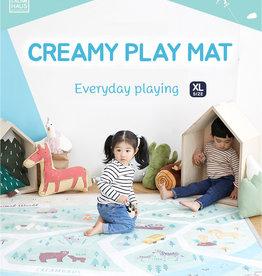 baby store in Canada - CREAMHAUS Creamhaus Creamy Play Mat SAFARI