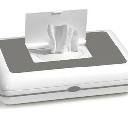 baby store in Canada - PRINCE LIONHEART Prince Lionheart Compact Wipes Warmer Grey