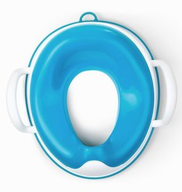baby store in Canada - PRINCE LIONHEART Prince Lionheart Weepod Squish Toilet Trainer - Berry Blue