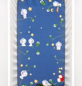 baby store in Canada - ROOKIE HUMANS Rookie Humans Crib Sheet Magic Forest
