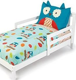 baby store in Canada - SKIP HOP Skip Hop 4pc Bedding Set-Comforter, Sham, Flat Sheet, Fitted Sheet