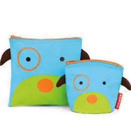 baby store in Canada - SKIP HOP Skip Hop Sandwich+Snack Bag Set