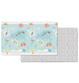baby store in Canada - SKIP HOP Skip Hop Doubleplay Reversible Playmat Little Travelers