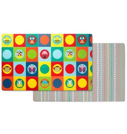 baby store in Canada - SKIP HOP Skip Hop Zoo Doubleplay Reversible Playmat