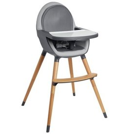 baby store in Canada - SKIP HOP Skip Hop Tuo Convertible High Chair CHARCOAL GREY