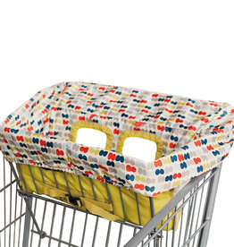 baby store in Canada - SKIP HOP Skip Hop Take Cover Shopping Cart & High Chair Cover
