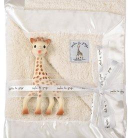 baby store in Canada - SOPHIE LA GIRAFE Sophie La Girafe Prestige Blanket