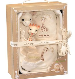 baby store in Canada - SOPHIE LA GIRAFE Sophie La Girafe So'Pure My First Hours Gift Box