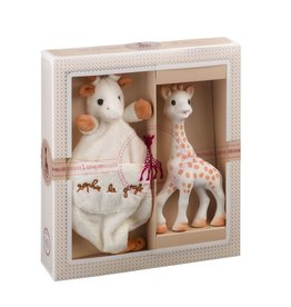 baby store in Canada - SOPHIE LA GIRAFE Sophie La Girafe Tenderness Creation - Composition 1