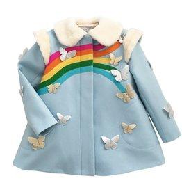 baby store in Canada - LITTLE GOODALL LITTLE GOODALL RAINBOW DREAMER COAT