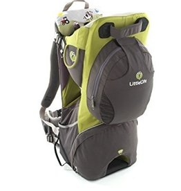 baby store in Canada - LITTLELIFE Little Life Freedom Carrier Green and Charco