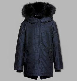 baby store in Canada - MACKAGE Mackage Kids Unisex Down Coat Lenny Navy