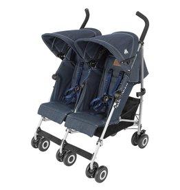 baby store in Canada - MACLAREN MACLAREN TWIN TRIUMPH DENIM