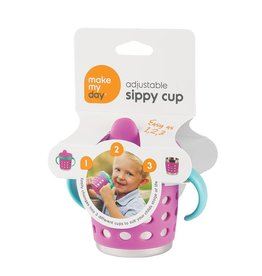 baby store in Canada - MAKE MY DAY MAKE MY DAY ADJUSTABLE SIPPY CUP