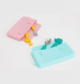 baby store in Canada - MARCUS & MARCUS MARCUS & MARCUS SILICONE CUTLERY POUCH