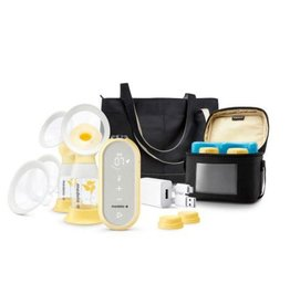 baby store in Canada - MEDELA MEDELA FREESTYLE FLEX BREASTPUMP DOUBLE ELECTRIC