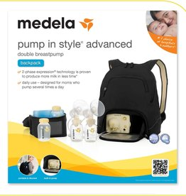 baby store in Canada - MEDELA MEDELA PUMP IN STYLE BACKPACK - DOUBLE