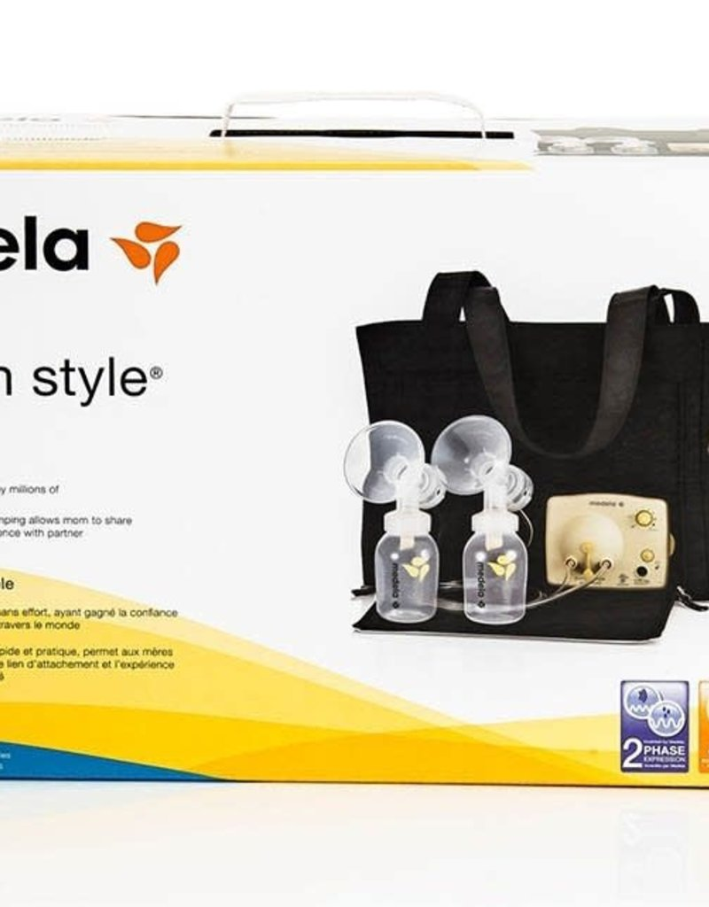 baby store in Canada - MEDELA MEDELA PUMP IN STYLE SLOUCH-DOUBLE ELECTRIC BREAST PUMP