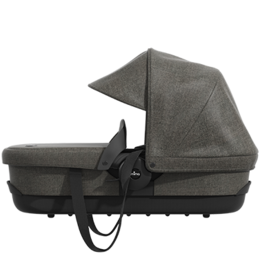 baby store in Canada - MIMA Mima Zigi Carrycot Charcoal
