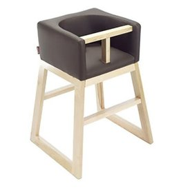 baby store in Canada - MONTE Monte Design Bonded Leather Tavo High Chair